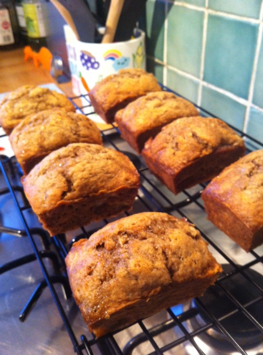 Banana Loaves